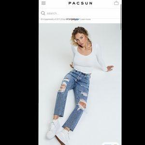size 28 pacsun jeans